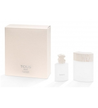 TOUS MAN LES COLOGNES CONCENTRÉES EDT 100 ML + WOMAN EDT 30 ML SET REGALO