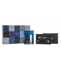 TOUS MAN SPORT EDT 100 ML + BATERIA AUXILIAR SET REGALO