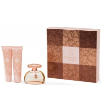 TOUS SENSUAL TOUCH EDT 100 ML VP + BODY LOTION 100 ML + SHOWER GEL 100 ML SET