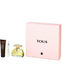 TOUS TOUCH EDT 100 ML + B/L 50 ML + MINI 10 ML SET REGALO