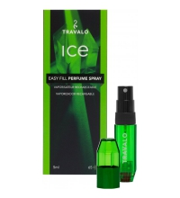 TRAVALO ICE GREEN 5 ML VAPORIZADOR RECARGABLE