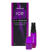 TRAVALO ICE PURPLE 5 ML VAPORIZADOR RECARGABLE