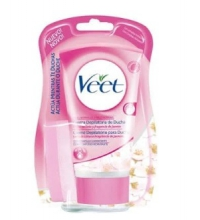 VEET CREMA DEPILATORIA DE DUCHA PIEL NORMAL 150ML