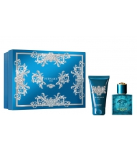 VERSACE EROS EDT 30 ML + S/GEL 50 ML SET REGALO
