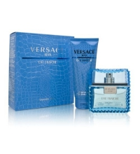 VERSACE MAN EAU FRAICHE EDT 100 ML SET REGALO