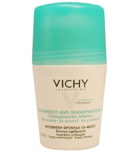 VICHY DESODORANTE ANTI TRANSPIRANTE 48 HORAS ROLL ON 50 ML