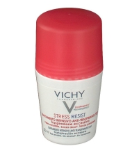 VICHY DESODORANTE STRESS RESIST INTENSIVE 72 H ROLL ON 50 ML