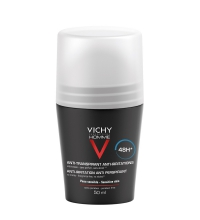VICHY HOMBRE DESODORANTE 72 HORAS PIELES SENSIBLES ROLL ON 50 ML