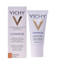 VICHY LUMINEUSE CREMA CON COLOR LUMINOSIDAD TOTAL 03 GOLD 30 ML