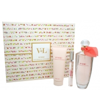 VICTORIO & LUCCHINO VIVA V&L EDT 100 ML + B/LOC 75 ML + MINI 10 ML SET REGALO