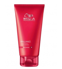 WELLA PROFESSIONAL COLOR BRILLIANCE ACONDICIONADOR PARA CABELLO COLOREADO/FINO/NORMAL 200ML