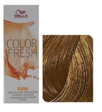 WELLA PROFESSIONAL COLOR FRESH COLORACION SEMIPERMANENTE 7/3 RUBIO MEDIO DORADO 75ML