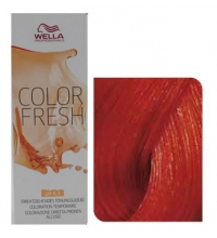 WELLA PROFESSIONAL COLOR FRESH COLORACION SEMIPERMANENTE 7/44  RUBIO MEDIO COBRIZO INTENSO  75ML