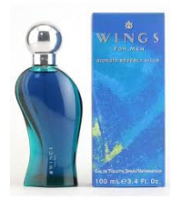 GIORGIO BEVERLY HILLS WINGS FOR MEN EDT 100 ML