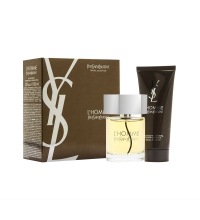 YSL L´HOMME EDT 100ML + S/GEL 100 ML SET REGALO