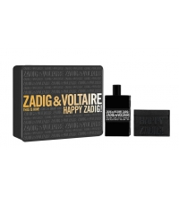 ZADIG & VOLTAIRE THIS IS HIM EDT 100 ML + ESTUCHE SET REGALO