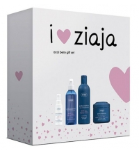 ZIAJA ACAI BERRY SERUM FACIAL 50ML+TONICO 200ML+GEL 300ML+MOUSSE CORPORAL 200ML SET REGALO