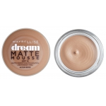MAYBELLINE DREAM MAQUILLAJE MOUSSE ACABADO MATE 48 SUN BEIGE SPF15 18 ML