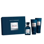 ADOLFO DOMINGUEZ AGUA FRESCA EXTREME EDT 120 ML +A /S 100 ML + GEL 100 ML SET REGALO
