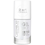 CATRICE BASE Y TOP COAT TIPO GEL 2 EN 1 10 ML
