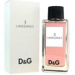 D & G 3 L´IMPERATRICE EDT 100 ML