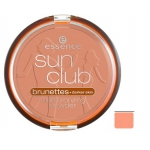 ESSENCE SUN CLUB POLVO BRONCEADOR MATE 02 SUNTANNED 0.31oz/ 9g