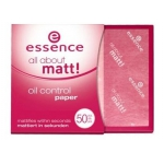 ESSENCE ALL ABOUT MATT PAPELES MATIFICANTES 50 PCS