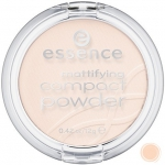 ESSENCE POLVOS COMPACTOS MATIFICANTES 10 LIGHT BEIGE 0.42oz/ 12g