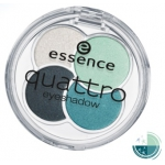 ESSENCE QUATTRO SOMBRA DE OJOS 13 LAUGH, LOVE, LIME 5G