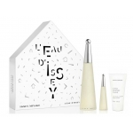 ISSEY MIYAKE L´EAU D´ISSEY EDT 100 ML + EDT 10 ML + B/LOC 50 ML SET REGALO