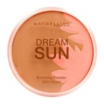 MAYBELLINE DREAM SUN BRONZER BLUSH 10 BRONZED TROPICS