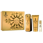 PACO RABANNE 1 MILLION EDT 100 ML + GEL 100 ML+ EDT 15 ML SET REGALO OFERTA