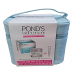 PONDS CREMA DIA TERMAL 50 ML + CONTORNO DE OJOS 15 ML+ NECESER PONDS SET REGALO