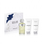 EAU DE ROCHAS EDT 100 ML + B/L 100 ML  + GEL 100 ML SET REGALO