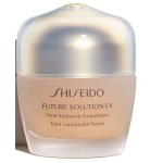 SHISEIDO FUTURE SOLUTION LX TOTAL RADIANCE FOUNDATION SPF 15 30 ML COLOR 040