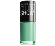 MAYBELLINE ESMALTE DE UÑAS COLOR SHOW 266 FAUX GREEN 7ML