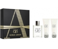 ARMANI ACQUA DI GIO  EDT 100 ML + GEL 75 ML + BALSAMO 75 ML SET REGALO