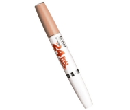 MAYBELLINE SUPER STAY 24 HOUR LIP COLOR HOT BROWN  (845)
