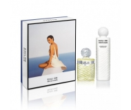 EAU DE ROCHAS EDT 220 ML + B/L 500 ML SET REGALO